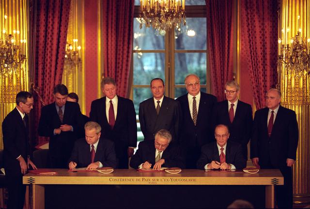 The Dayton Accords