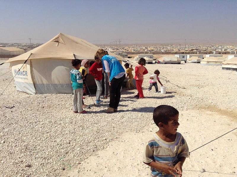 The Prevalence of Refugee Poverty in Jordan