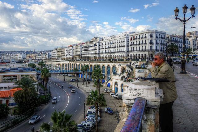 The Chinese-Algerian Partnership