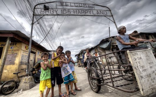 The Effects of Poverty in the Philippines