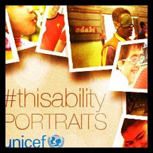 #ThisAbility Portraits