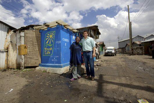 Toilets for Kenya