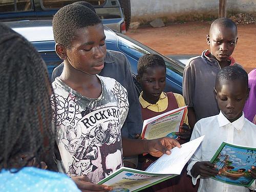 BBC World Service - Programmes - Ugandas Children of War