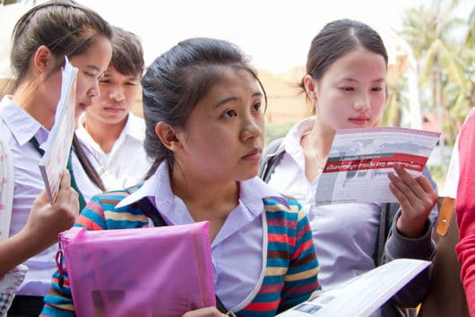 Top 10 Facts about Girls' Education in Laos