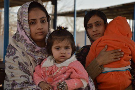 Training for Refugee Women