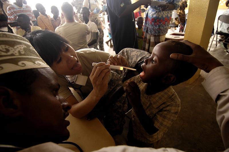 Tuberculosis in Djibouti