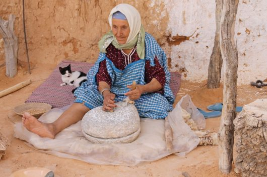 Poverty in Tunisia