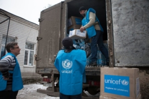 UNICEF's Work During COVID-19