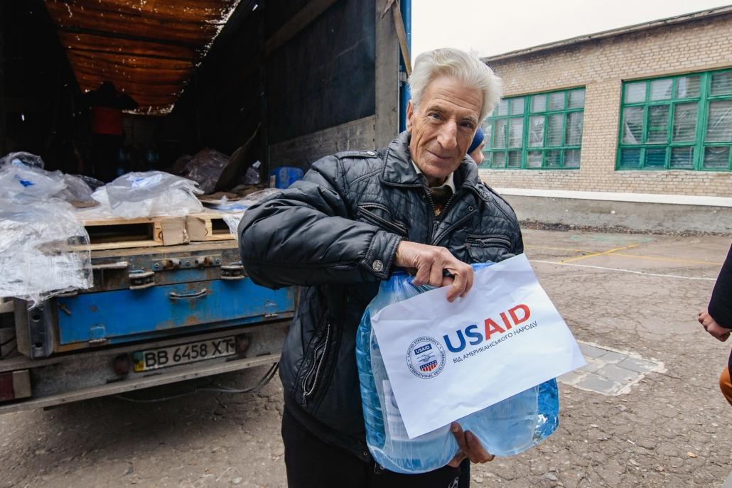 USAID Programs in Ukraine