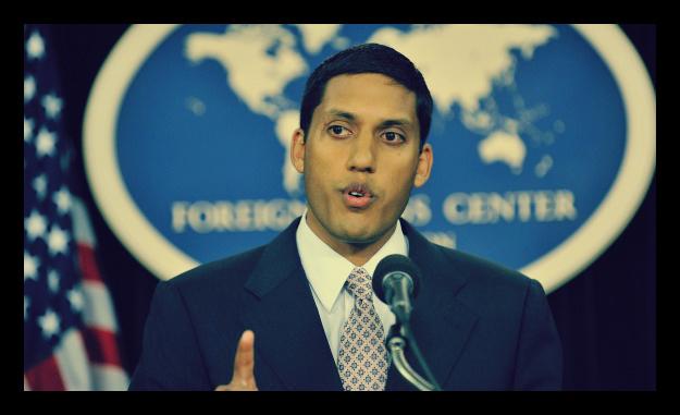 USAID Rajiv Shah Bipartisanship