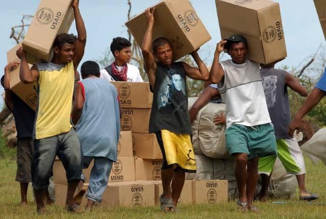 USAID hurricane preparation efforts