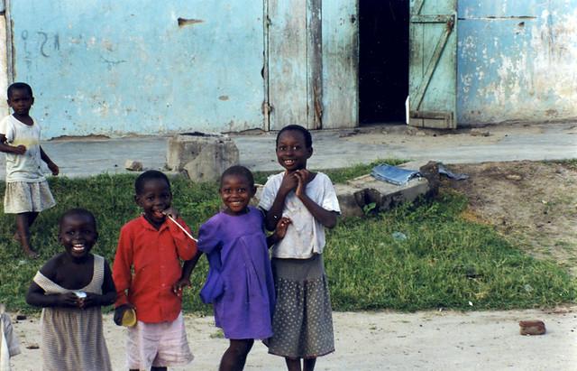 War Survivors in Uganda