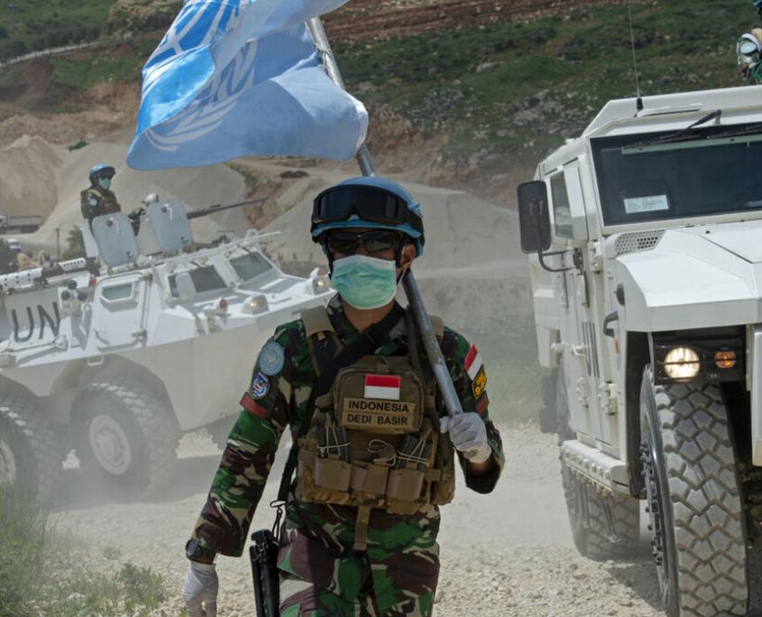 American Peacekeeping
