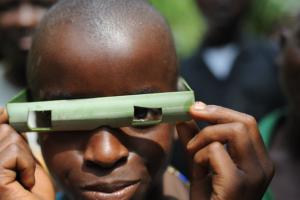 Universal Eye Care in Rwanda