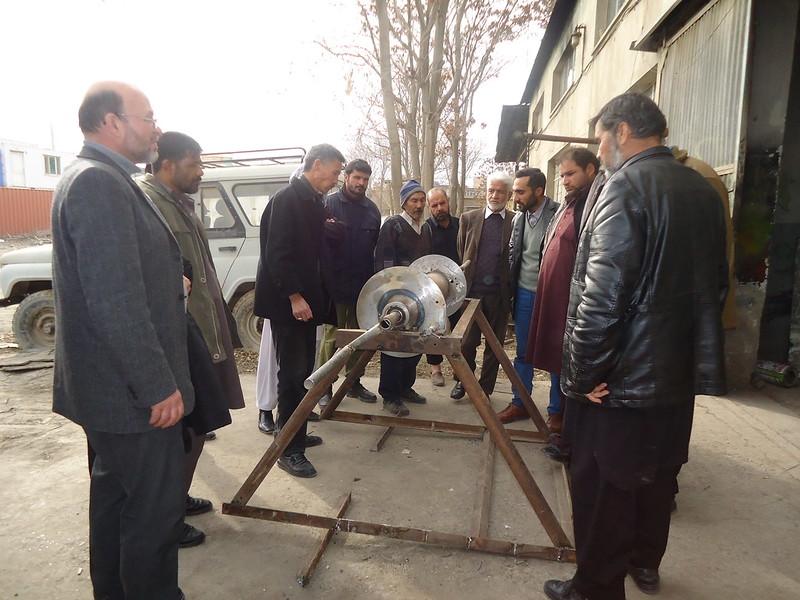 Updates on SDG Goal 1 in Afghanistan