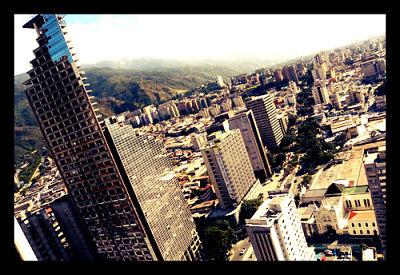 Venezuela Slum Skyscraper