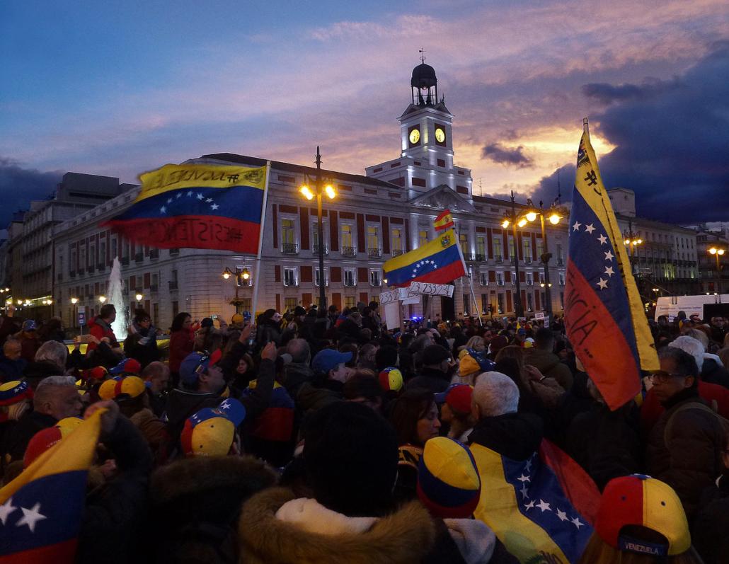 Venezuelan Humanitarian Crisis