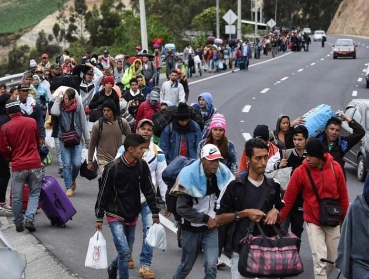 Venezuela's Women Migrants
