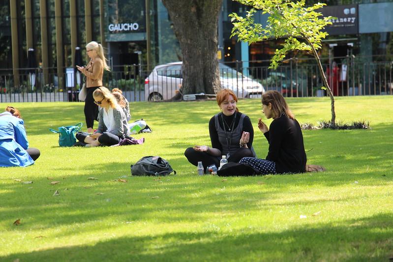 Victoria Heaney and Free Period Scotland Movement