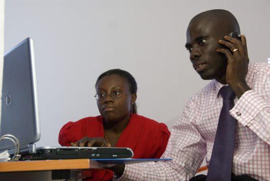 Virtual Microfinance