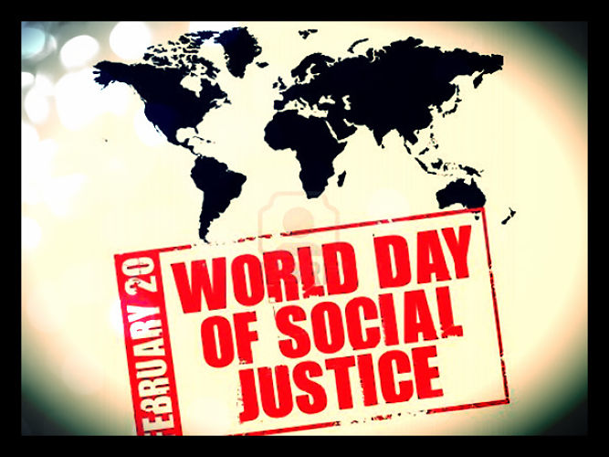 World Day of Social Justice - February  20  IMAGES, GIF, ANIMATED GIF, WALLPAPER, STICKER FOR WHATSAPP & FACEBOOK