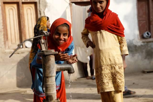 Water Access in Pakistan