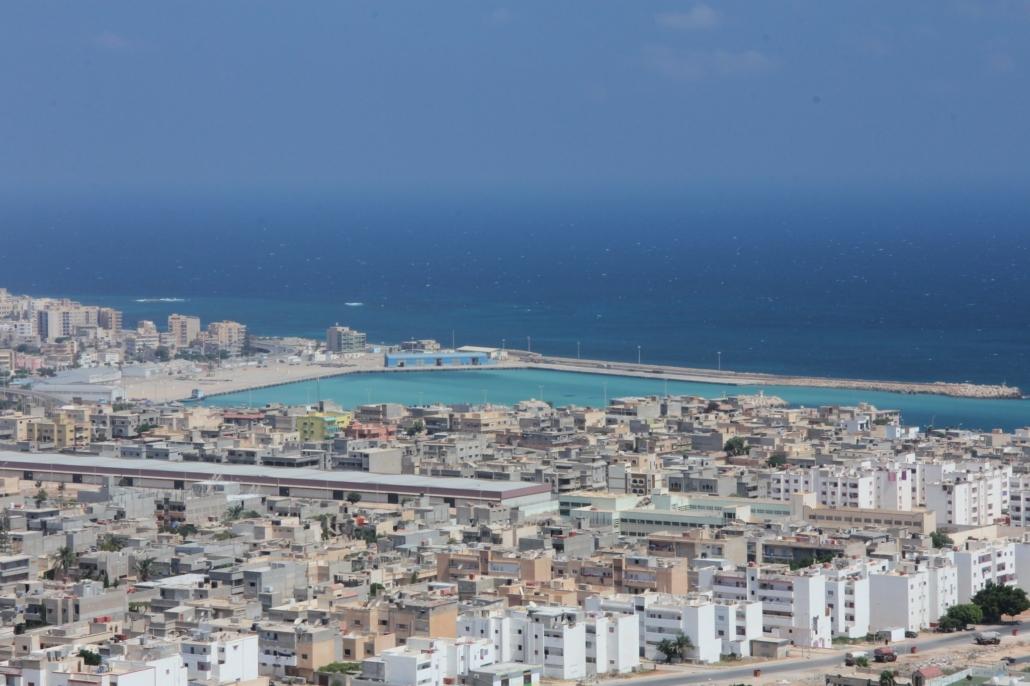 Water Crisis in Libya