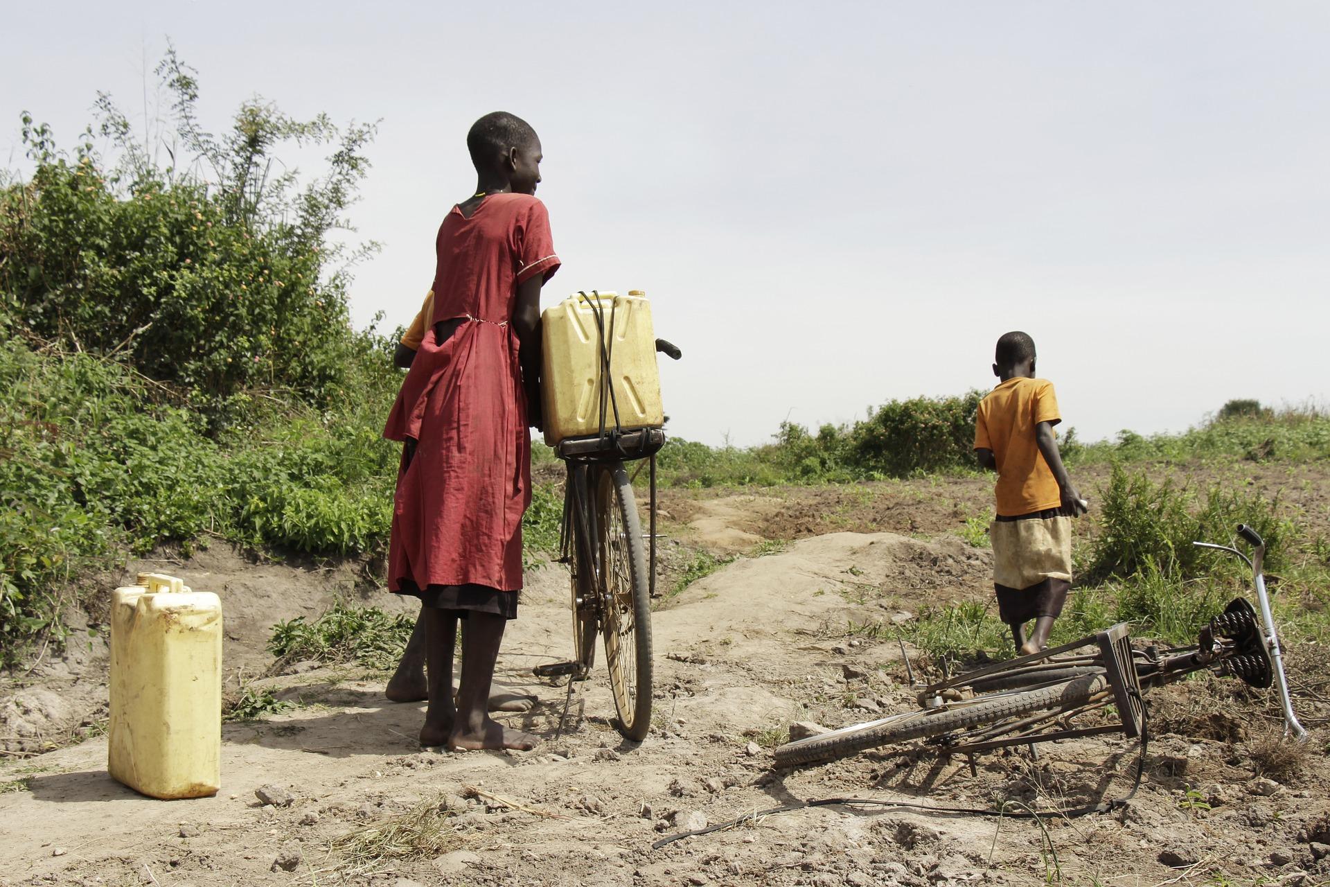 Water Crisis in Uganda