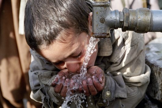 Water quality in Afghanistan pollution