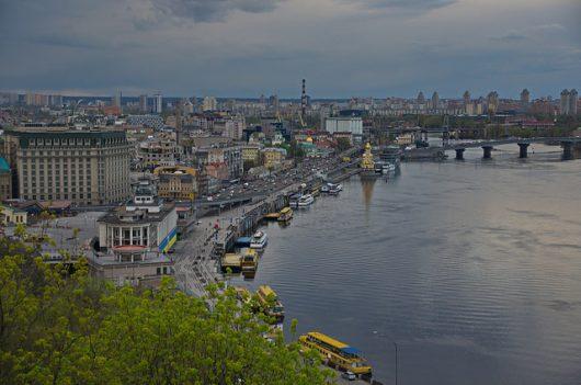 Water Quality in Ukraine