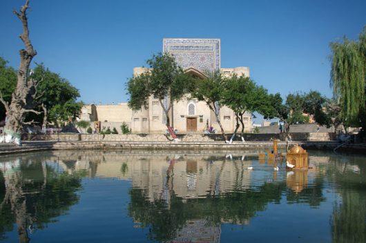 Water Quality in Uzbekistan