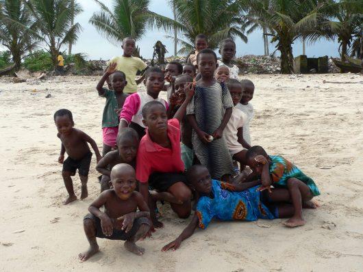 Foreign Aid in Ghana