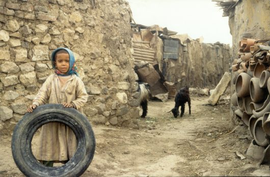 Poverty in Egypt