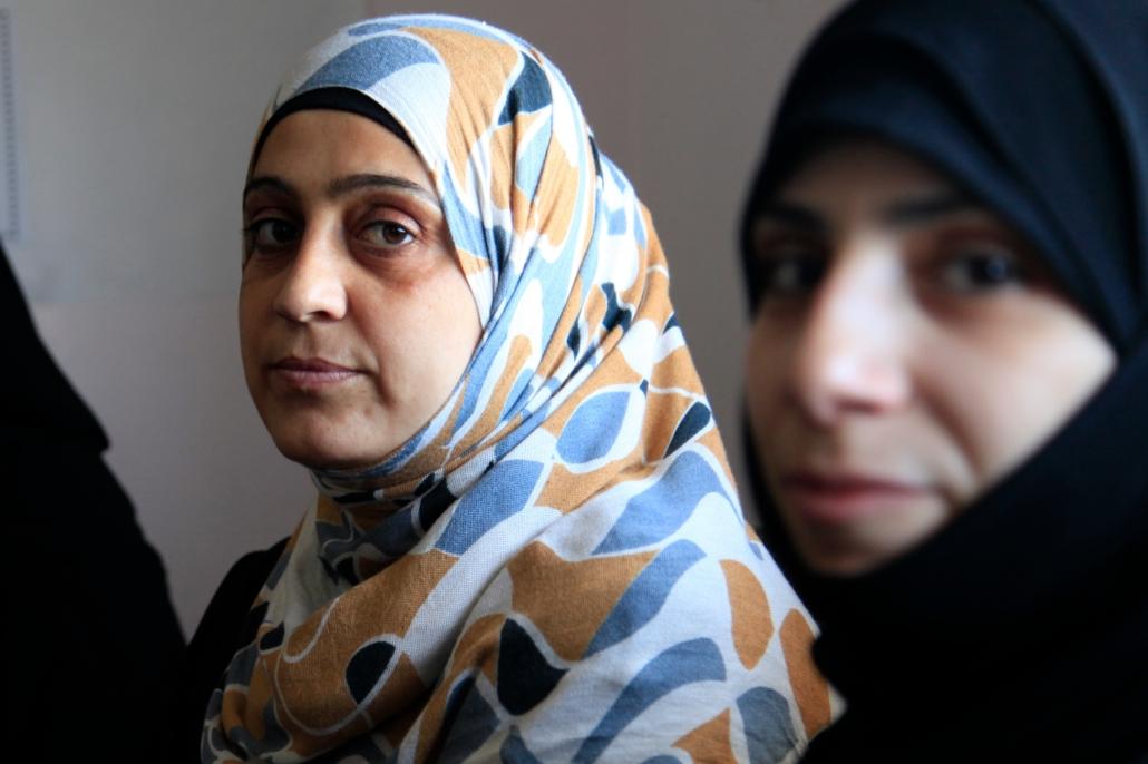 Women Refugees