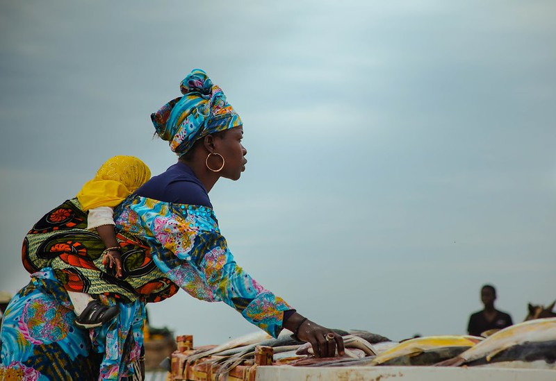Women in Senegal