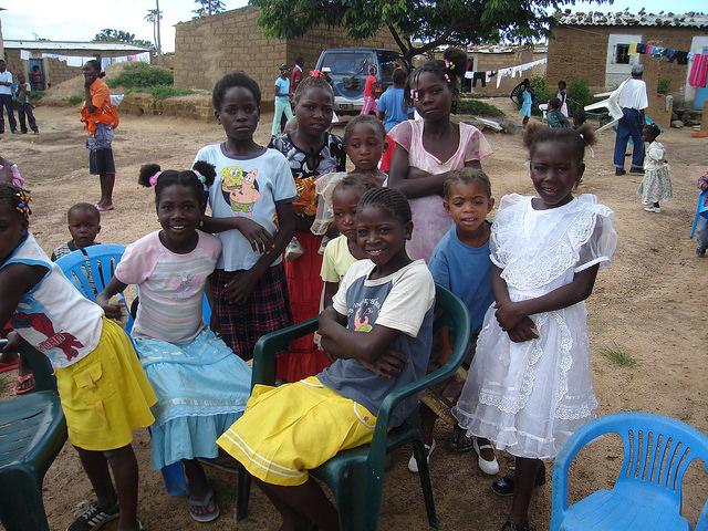 Women's Empowerment in Angola