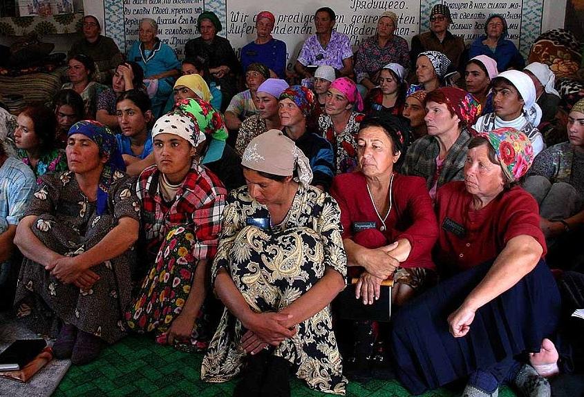 Women's Rights in Tajikistan