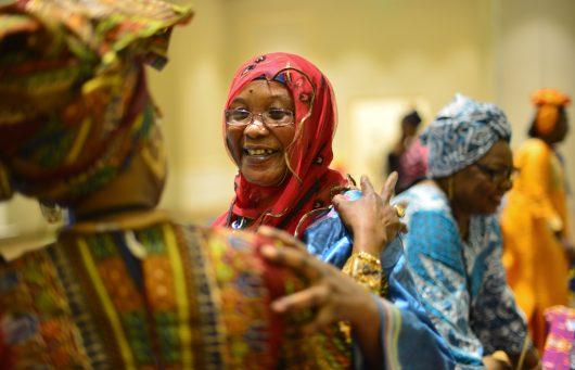 Women's empowerment in Mauritania