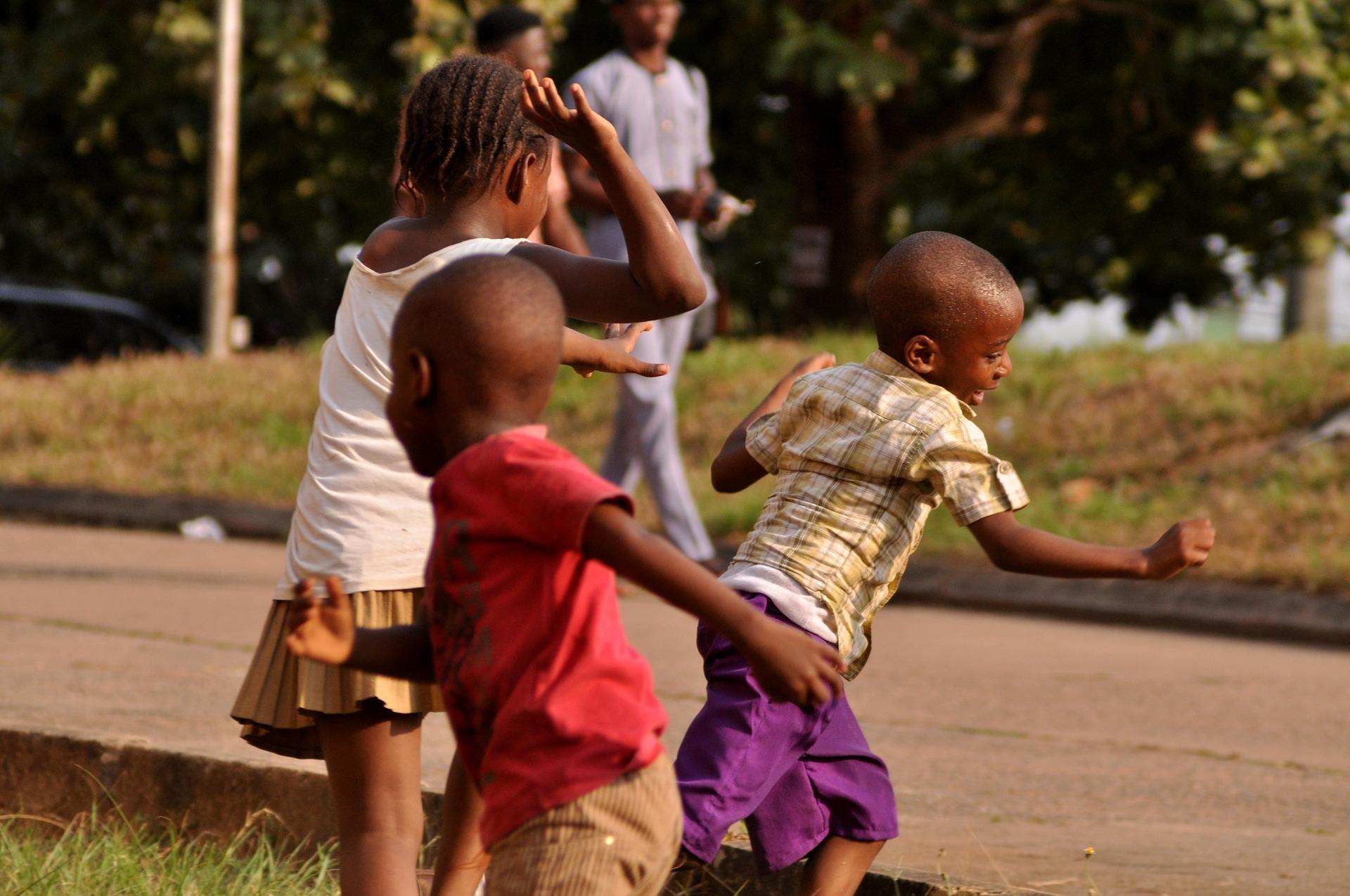 Worms in Nigerian Children