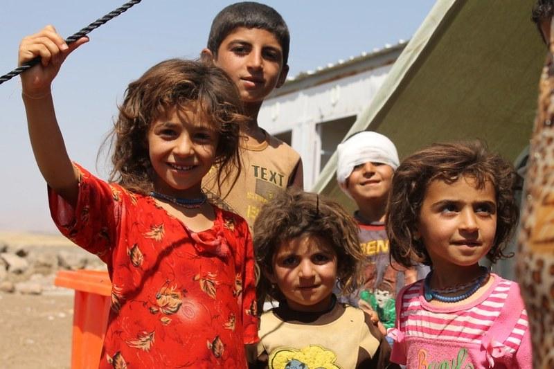 Yazidi Communities