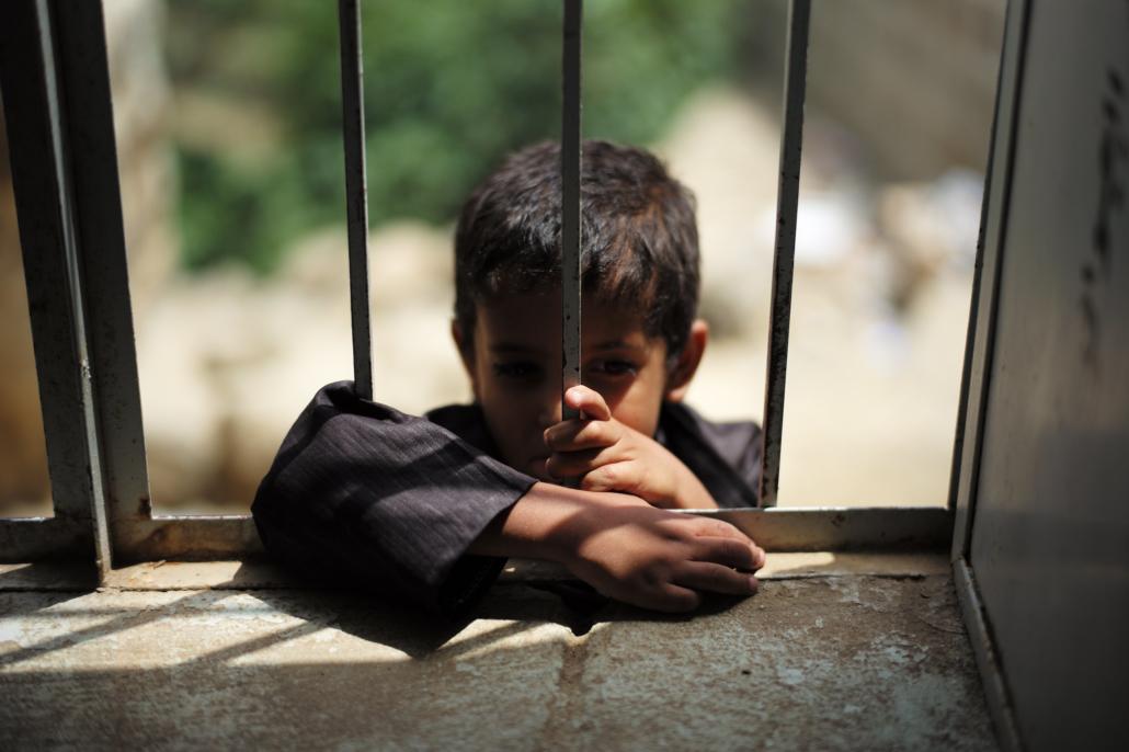 Yemen's Cholera Outbreak