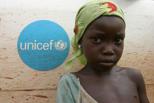 Zade Dirani becomes a UNICEF Ambassador