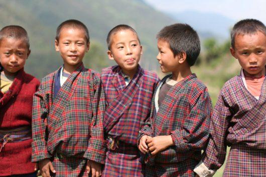 Zero Hunger in Bhutan