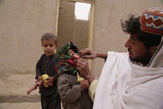 Polio Eradication in Afghanistan