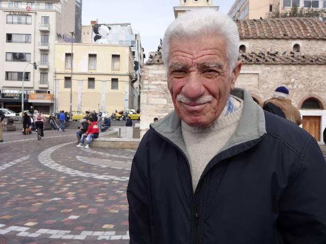 alleviate Elderly Poverty in Greece