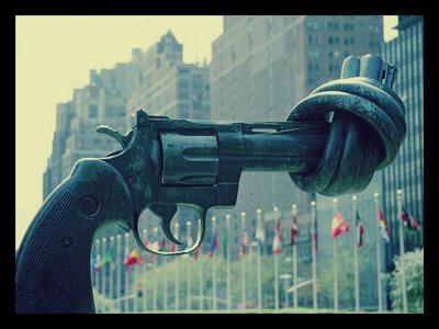 UN Pushes Arms Trade Treaty