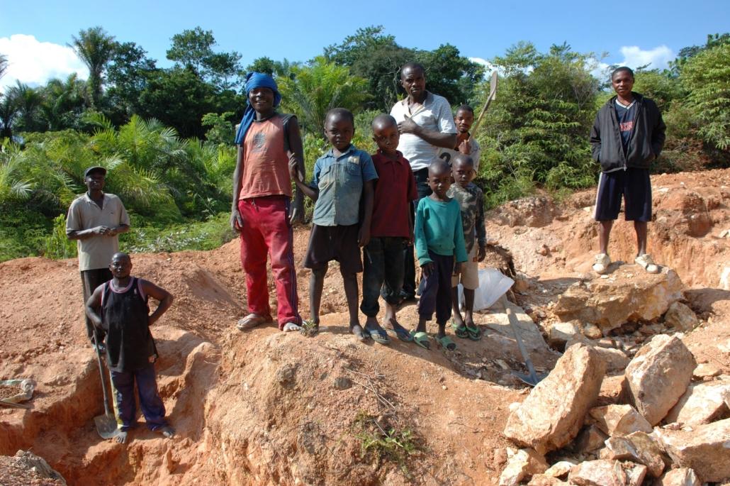 Artisanal Mining in the Democratic Republic of Congo