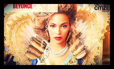 Beyoncé Takes on Global Poverty