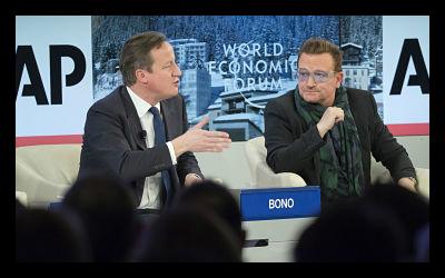Bono Global Poverty