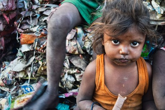 facts about poverty in India